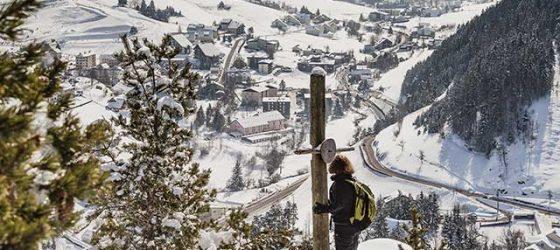 Randonnée en raquette au Village Villard de Lans