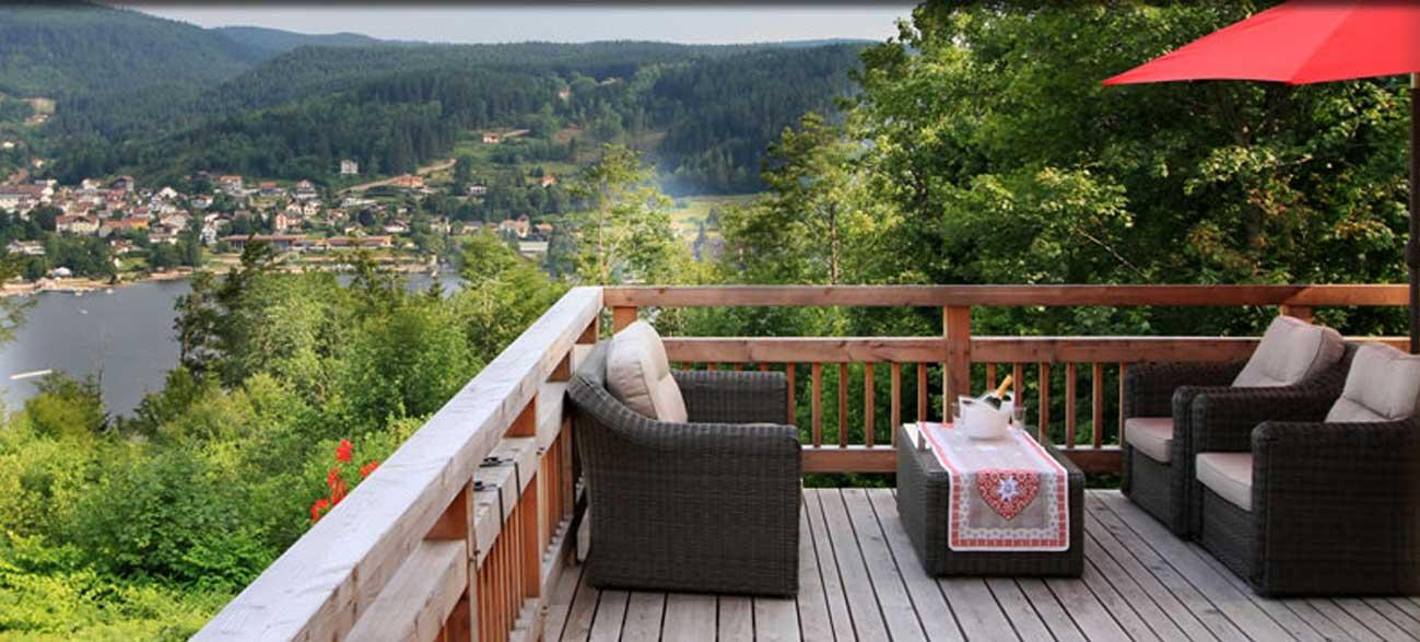 Chambres d h tes de charme pr s du lac de g rardmer senior vacances - Les chambres d hotes du lac ...