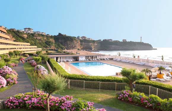 5 destinations mer senior en vacances ancv pour 2018 for Restaurant chambre d amour anglet