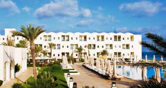 Hôtel Sensimar Ulysse Palace & Thalasso 5*
