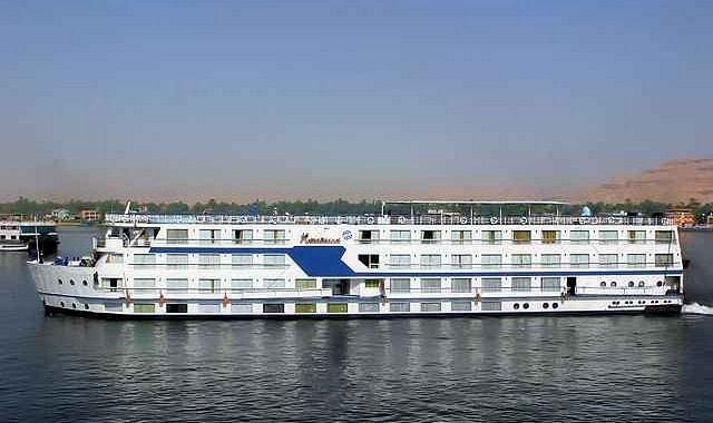 Bateau de Croisière sur le Nil