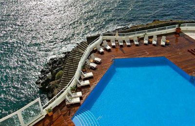 Piscine du Vincci Tenerife Golf Hôtel 4*