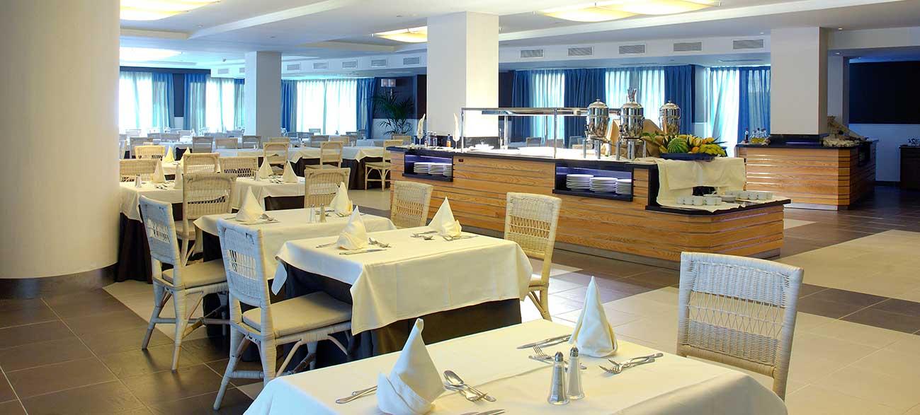 Restaurant du Vincci Tenerife Golf Hôtel 4*