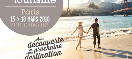Salon Mondial du Tourisme Paris 2018
