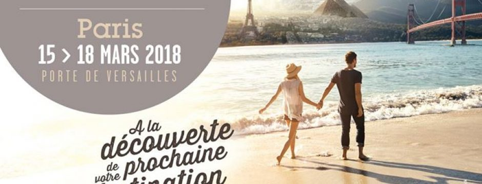 Salon Mondial du Tourisme Paris 2018