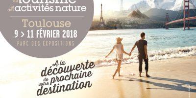 SALON DU TOURISME ET DES ACTIVITÉS NATURE À TOULOUSE en 2018