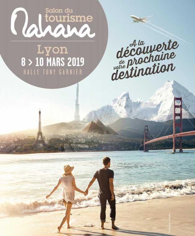 Salon du tourisme de Lyon Mahana 2019