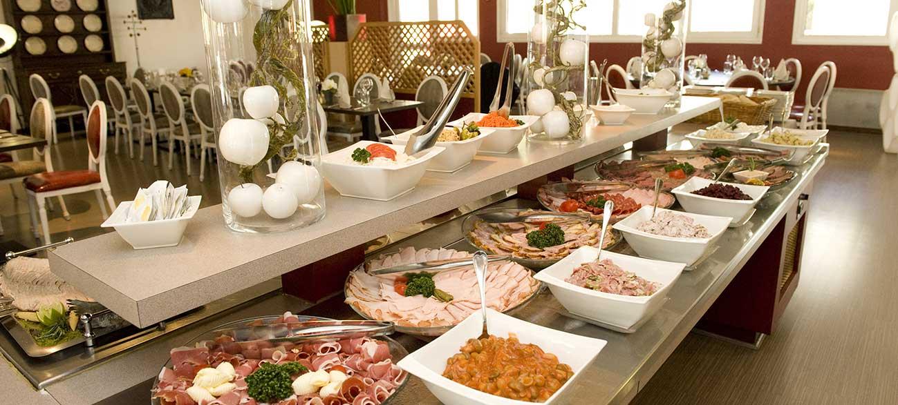 Buffet restaurant à Amnéville en Lorraine