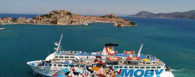 Moby Lines traversées Corse et Sardaigne en réduction pour les Seniors
