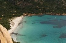 Anse de Rocapina Corse