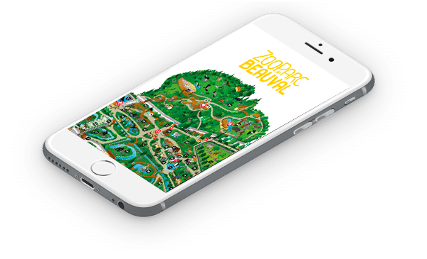 Application de visite du zoo de Beauval