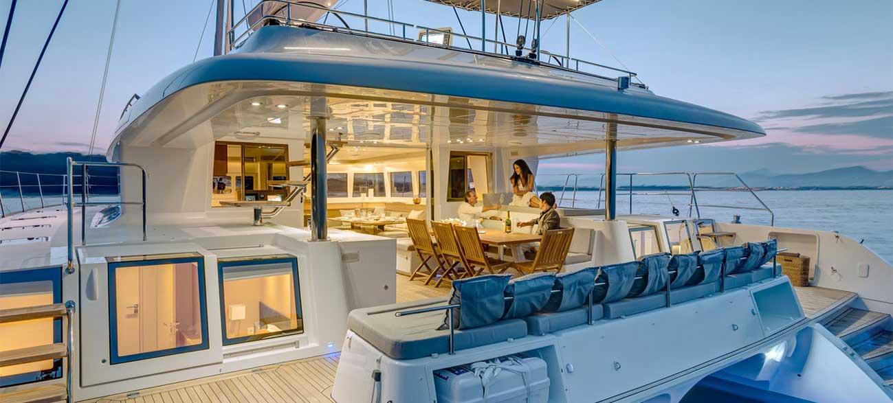 Votre bateau de croisière en Corse
