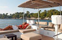 Votre croisière en Corse : espace détente