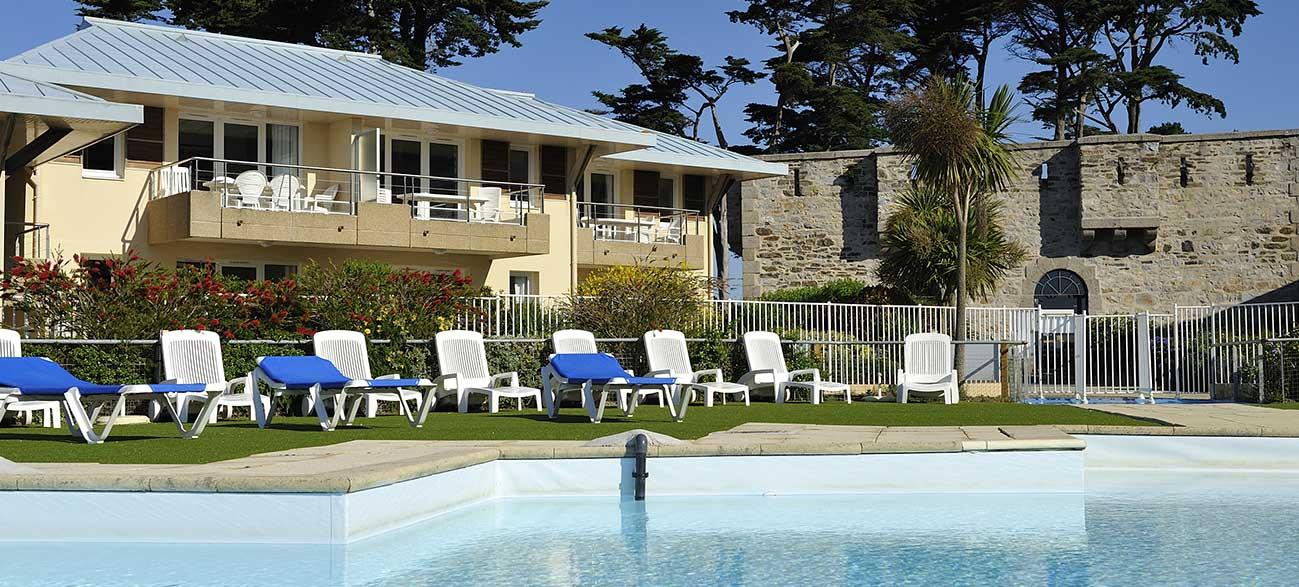 Appartement en location de vacances Résidence Cap Morgat