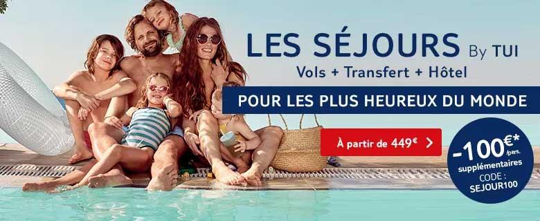 Promotion séjour by TUI