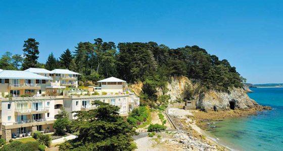 Résidence Pierre et Vacances Cap Morgat en Bretagne