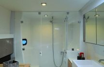 Salle de bain sur le bateau durant votre croisière en Croatie