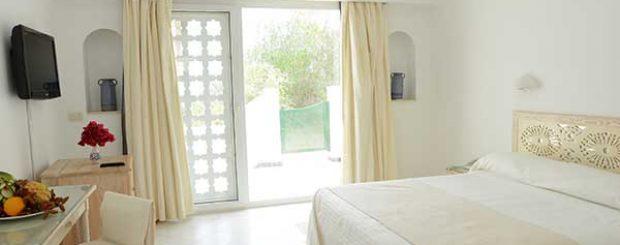 Hébergement en chambre en long séjour au SANGHO CLUB ZARZIS