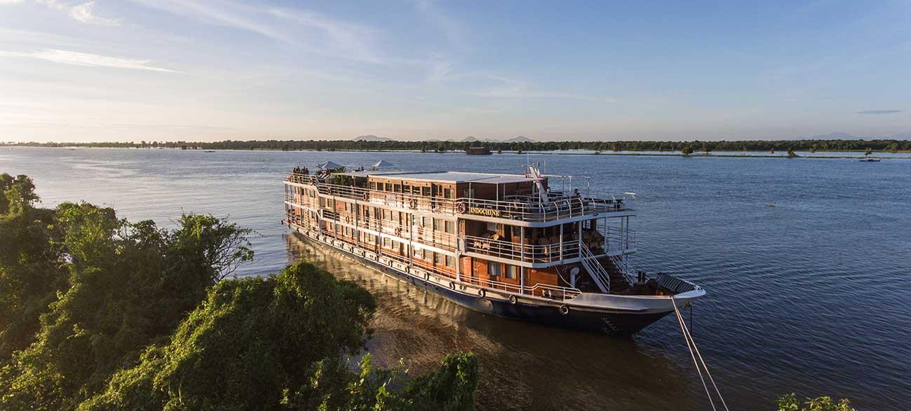 Croisière sur le Mekong Cambodge et Vietnam