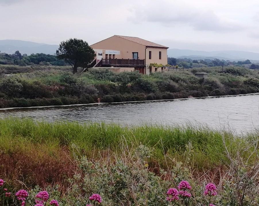 Maison de l'espace nature à Hyères
