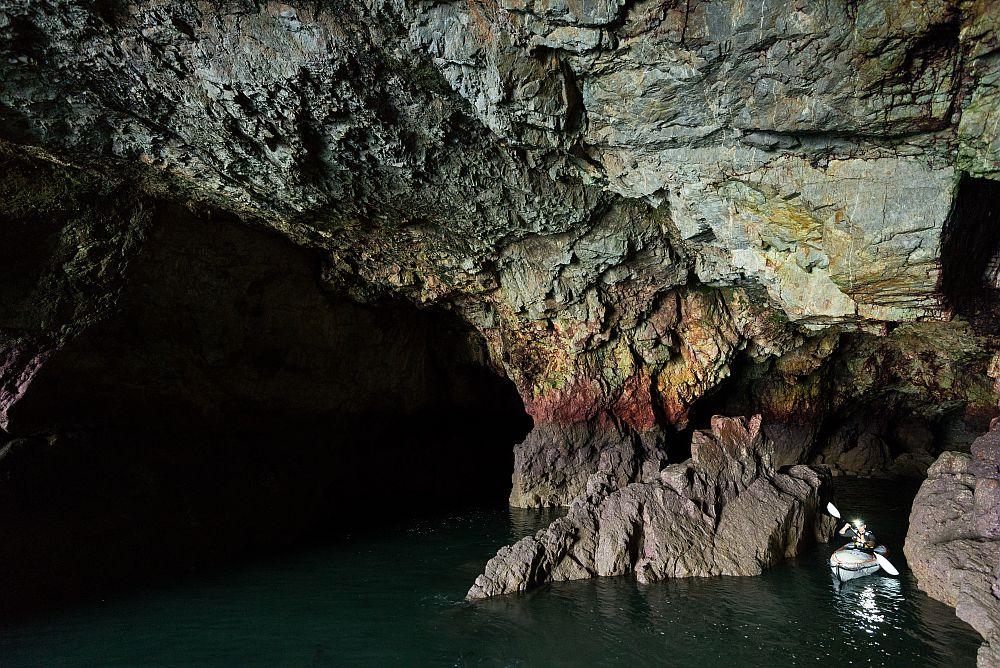 Grottes de Morgat @BERTHIER Emmanuel