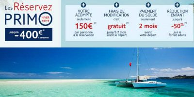 Primo Hiver 2018/2019 : promotions Look Voyages