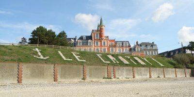Le Crotoy plage en baie de Somme