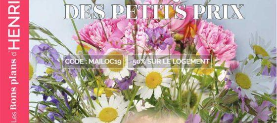 Promotions Azurèva : Le bouquet des petits prix