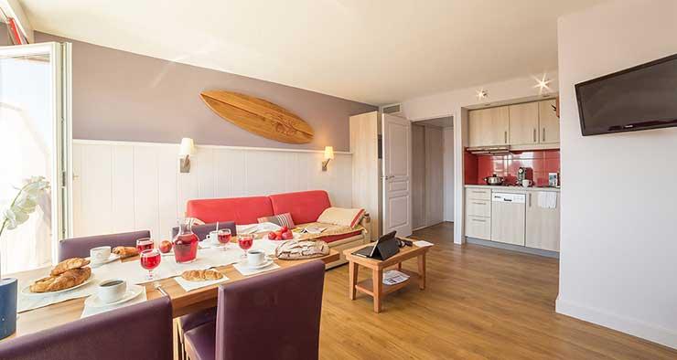 Résidence premium Haguna, Biarritz