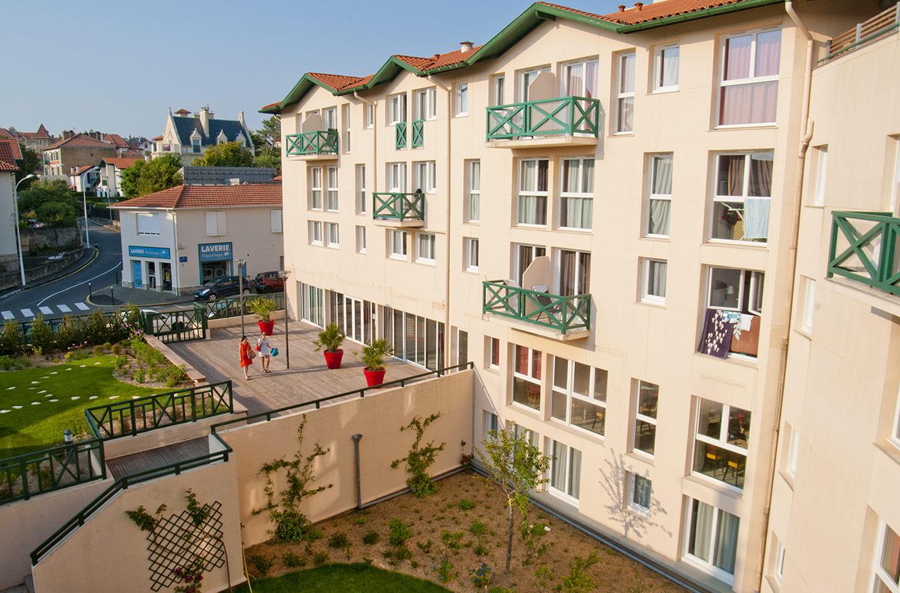 Résidence premium Haguna Pierre et Vacances Biarritz