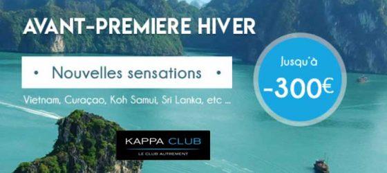 Promotion Kappa Club : Avant-première hiver