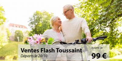 Ventes Flash Toussaint Lagrange Vacances