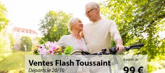Ventes Flash Toussaint Lagrange Vacances