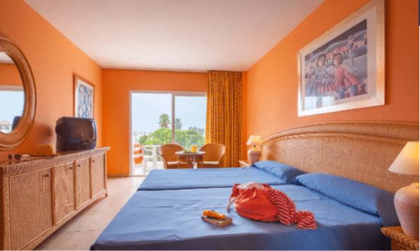 Chambre double au club Marmara Marbella