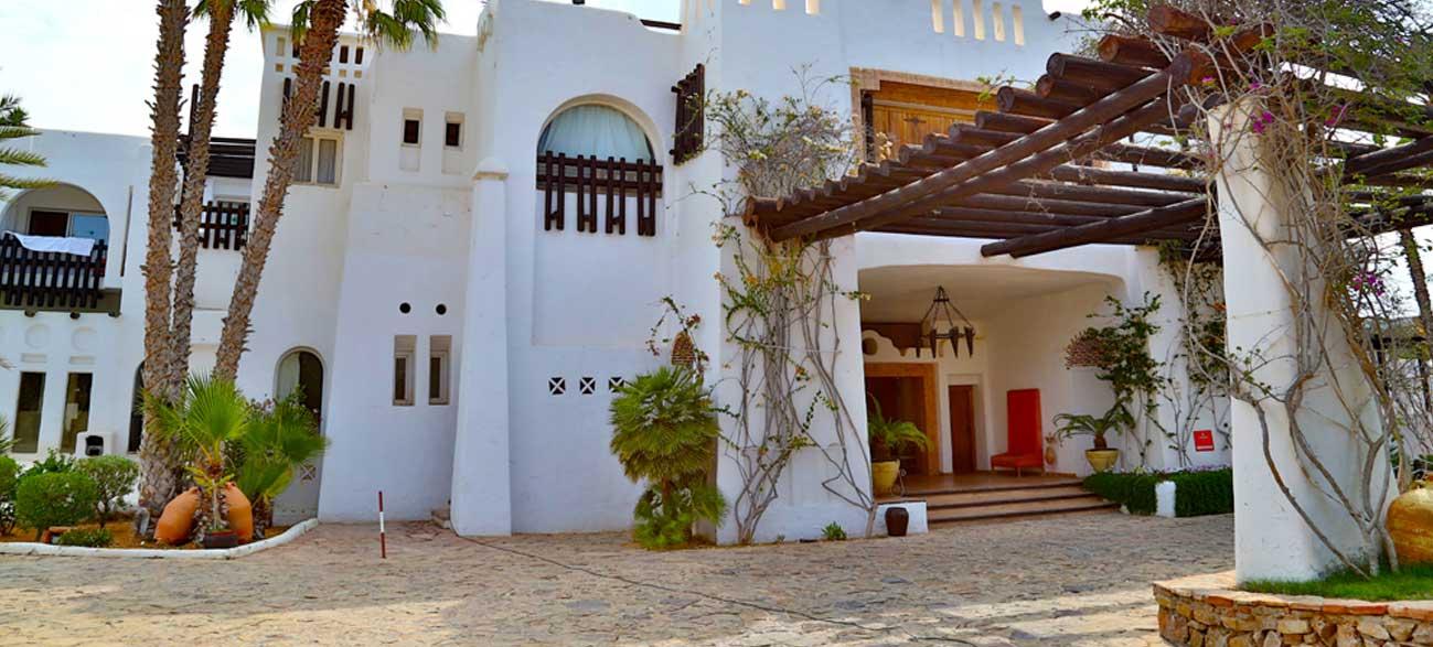 Hôtel Odyssée Resort Zarzis Tunisie pour long sejour