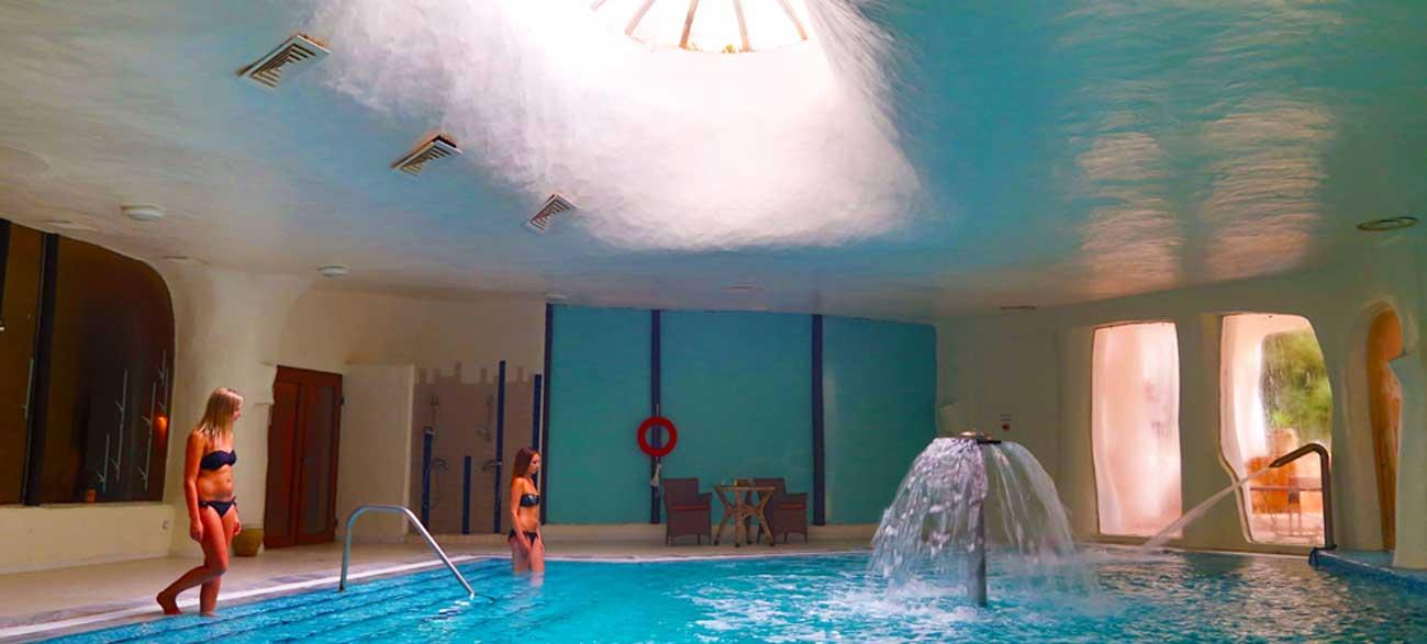 Piscine Odyssée Resort Zarzis Tunisie pour séjour longue durée