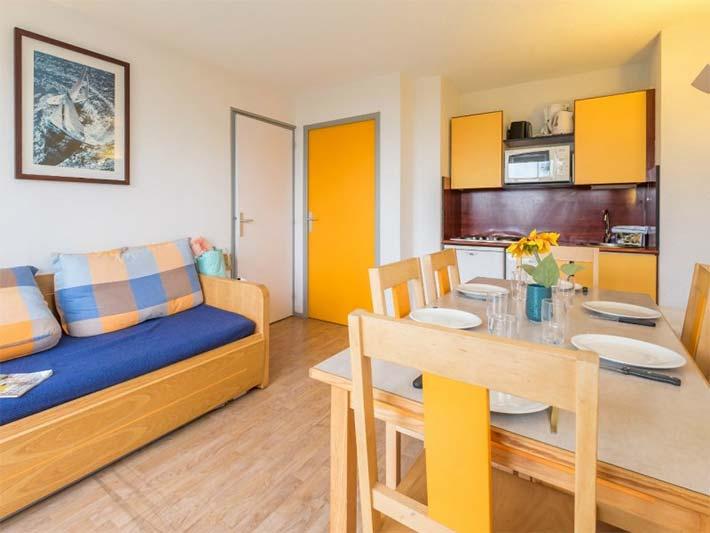 Appartement dans la Résidence La Corniche de la Plage, Bénodet