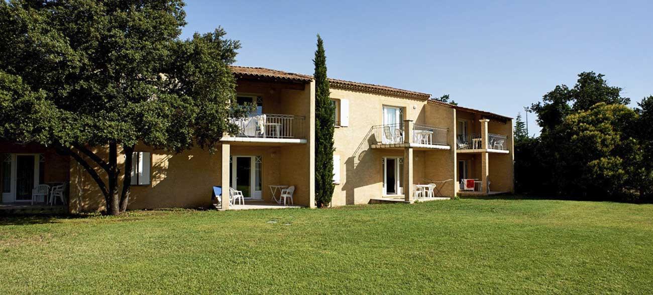 Appartement avec terrasse de la résidence de tourisme Grand Avignon