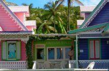 île Moustique dans les îles Grenadines