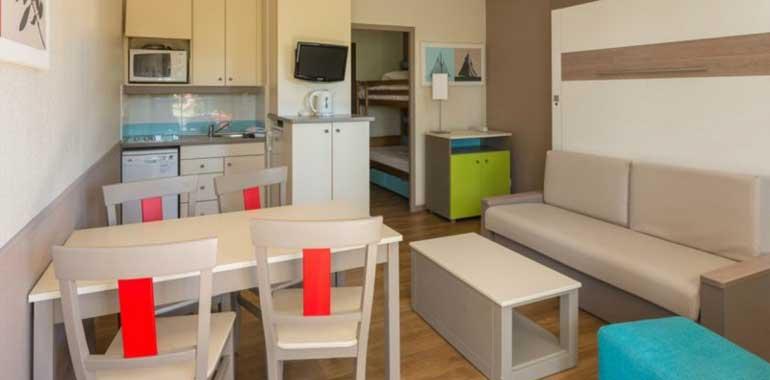 Appartement dans la Résidence Les Jardins Ombragés Cannes - Mandelieu Méditerranée - Côte D'Azur