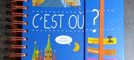 Livre Larousse C'est où ?