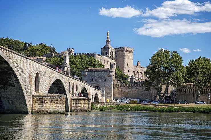 Avignon ville de culture et d'Arts