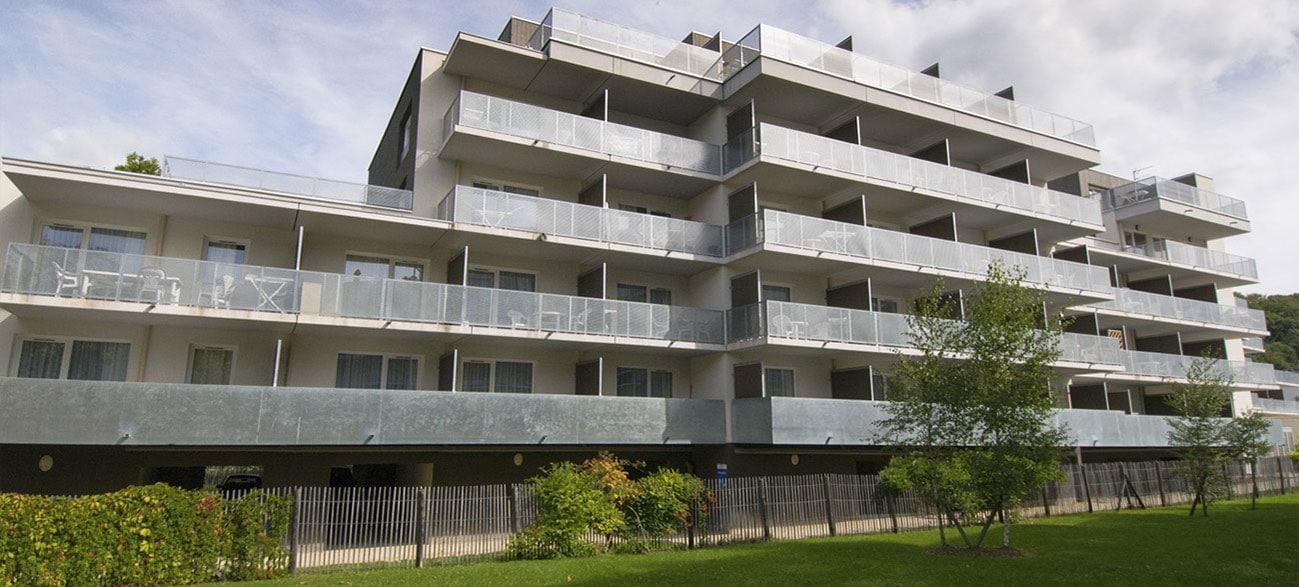 Résidence hôtel à Aix Les Bains