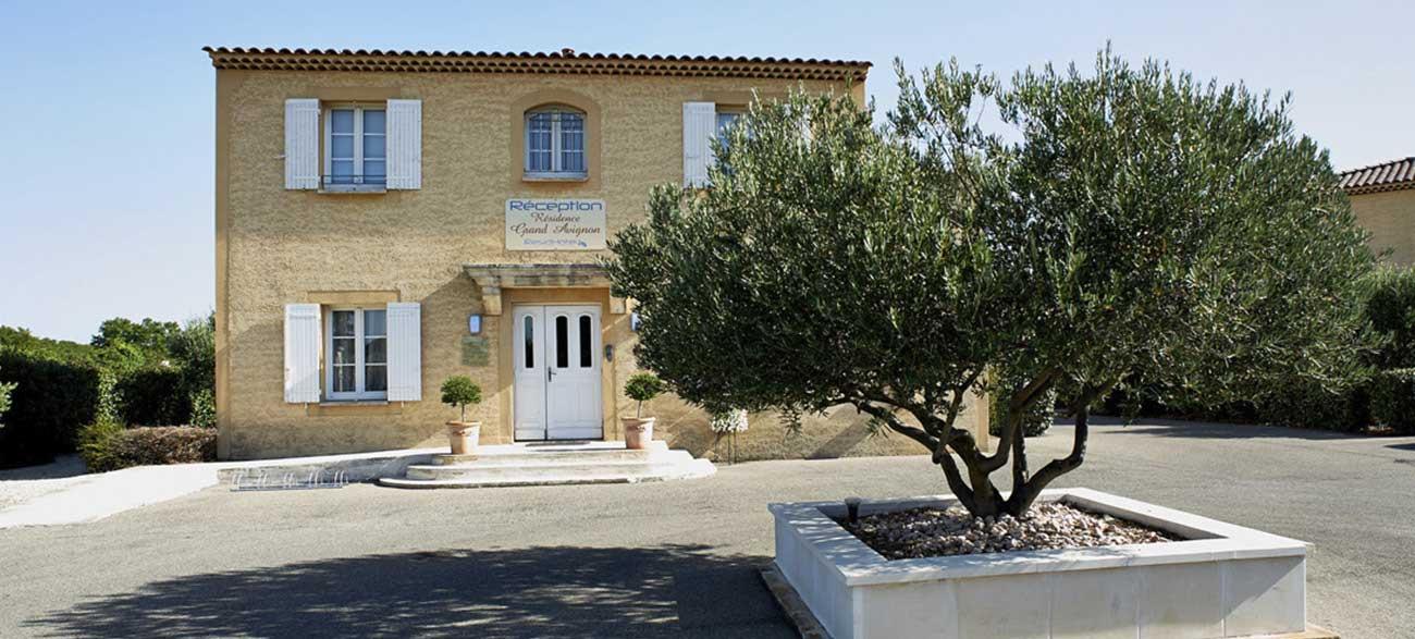Résidence de tourisme Grand Avignon