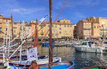 Croisière Côte d'Azur Saint-Tropez