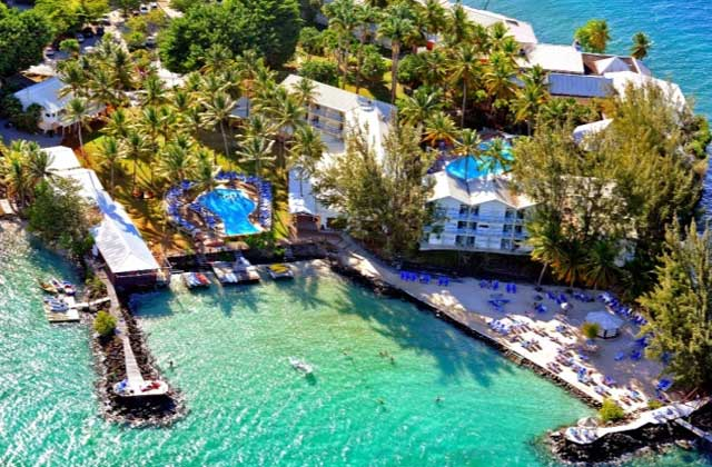 Séjour 7 nuits en Martinique en tout inclus