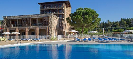 Castel Lubéron à Apt en Vaucluse