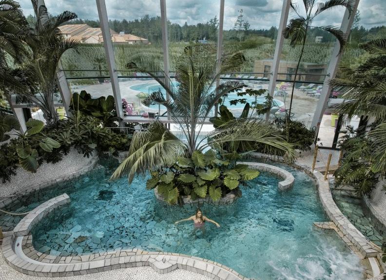 Aqua Mundo Center Parc Loire