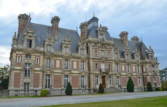 Chateau de la Turmelière en Anjou