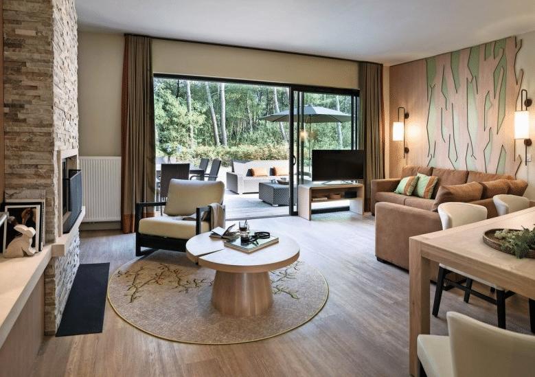 Cottage VIP Center Parc bois aux daims